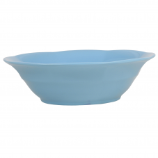 Turquoise Melamine Bowl by Rice DK